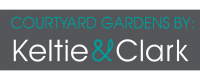 Keltie_and_Clark_courtyard_gardens_logo
